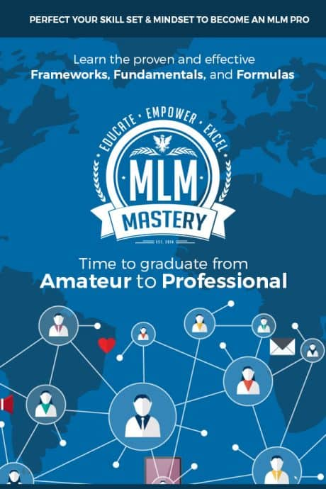 MLM Mastery 4 Course Series