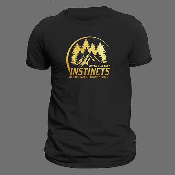 Brian N. Beane's Instinct T-Shirt